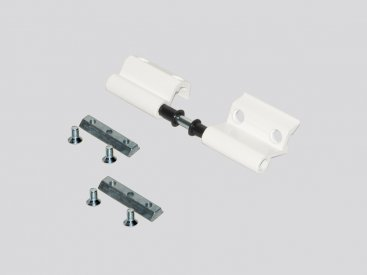 QUICK HINGE (RAL 9010)
